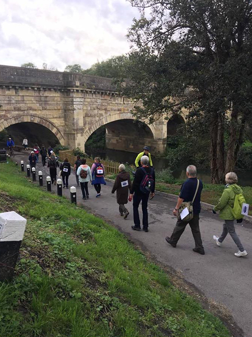 Bradford on Avon to Bath